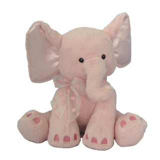 First & Main Plush Pink Elephant