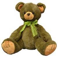 First & Main 7-inch Plush Brown Bear