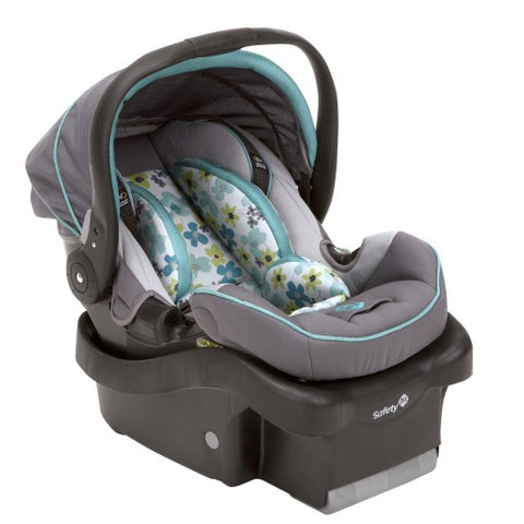 Safety 1st onBoard Plus Infant Car Seat in Plumberry