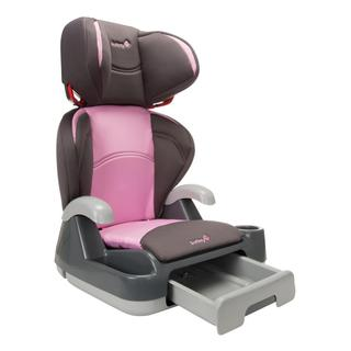 evenflo rightfit booster car seat in hollyhock free shipping today 18146580. Black Bedroom Furniture Sets. Home Design Ideas