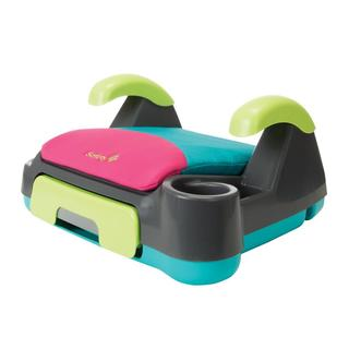 Safety 1st Store 'n Go Booster Car Seat in Fruit Punch