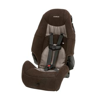 Cosco High Back Booster Car Seat in Falcon
