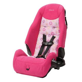 Cosco High Back Booster Car Seat in Polyanna