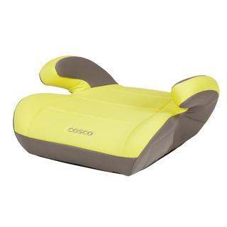 Cosco Top Side Booster Car Seat in Lemon
