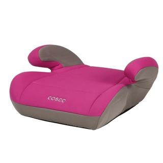 Cosco Top Side Booster Car Seat in Magenta