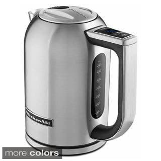 KitchenAid KEK1722 1.7-Liter Electric Kettle with LED Display|https://ak1.ostkcdn.com/images/products/8753791/KitchenAid-KEK1722-1.7-Liter-Electric-Kettle-with-LED-Display-P15997781.jpg?impolicy=medium