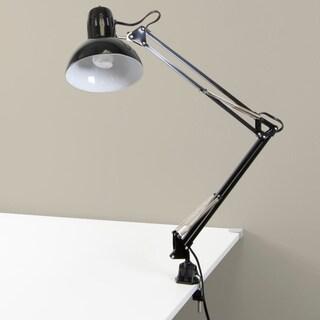Studio Designs Swing Arm Lamp with Bulb