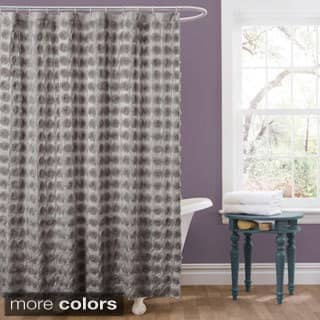 purple and brown shower curtain. Lush Decor Emma Shower Curtain  Option Purple Curtains For Less Overstock com Vibrant Fabric