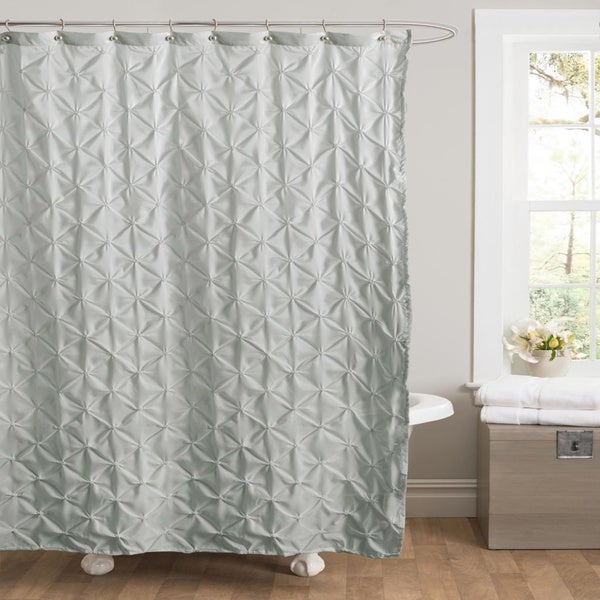 Lush Decor Lake Como Shower Curtain