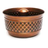 Montego Venetian Bronze Hose Pot