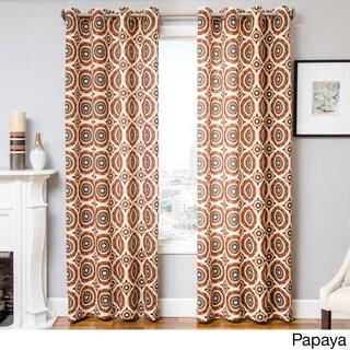 Softline Nixa Grommet Top Curtain Panel
