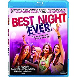 Best Night Ever (Blu-ray Disc)