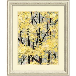 H. Alves 'Early Spring II' Framed Art Print (28 x 34-inch)