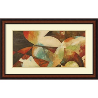 Amber King 'Jam Session' Framed Art Print 32 x 20-inch)