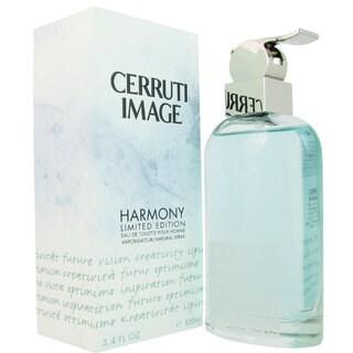 Cerruti Image Harmony Men's 3.4-ounce Eau de Toilette Spray