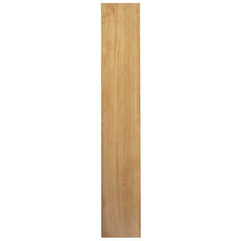 Achim Tivoli II Rustic Oak 6x36 Self Adhesive Vinyl Floor Planks - 10 Planks/15 sq. ft.