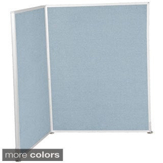 Balt 5x4-foot Office Cubicle Wall Divider Panel