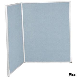 Balt 5x4-foot Office Cubicle Wall Divider Panel