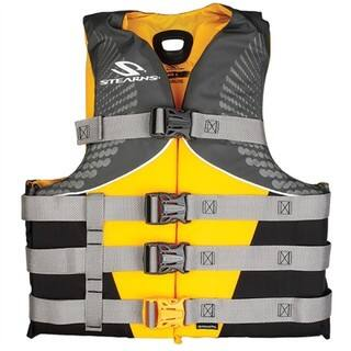 Stearns Infinity Women's Gold Life Jacket|https://ak1.ostkcdn.com/images/products/8754815/P15998510.jpg?impolicy=medium