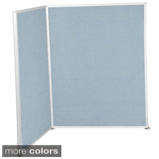 Balt 6x4-foot Office Cubicle Wall Divider Panel