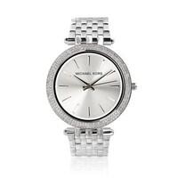 e9531d5daac1 Michael Kors Women s MK3190  Darci  Stainless Steel Crystal Watch - White