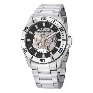 Stuhrling Original Men's Regatta Antilles Automatic Stainless Steel Bracelet Watch