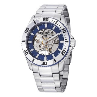 Stuhrling Original Men's Regatta Antilles Automatic Stainless Steel Bracelet Watch