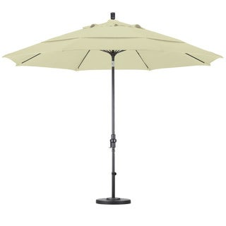 Lauren & Company Ultra Premium Sunbrella 9-foot Patio Umbrella with Stand