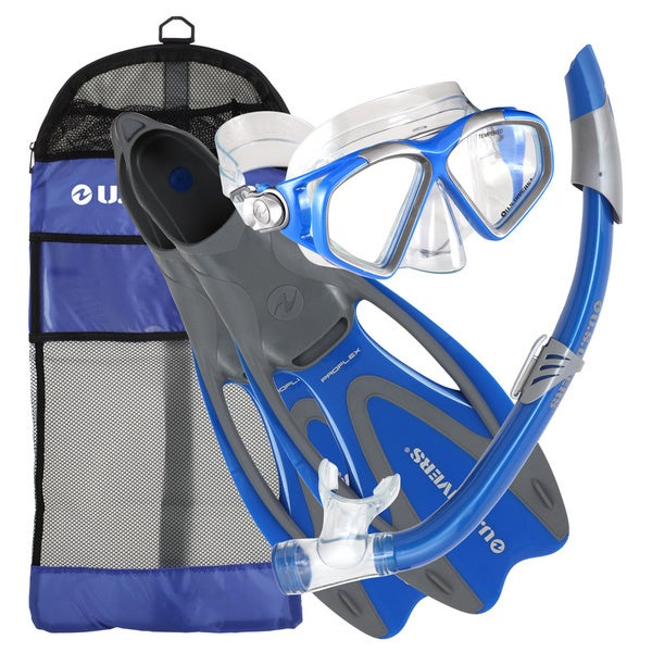 Cozumel Blue Seabreeze Gear Bag (Medium)