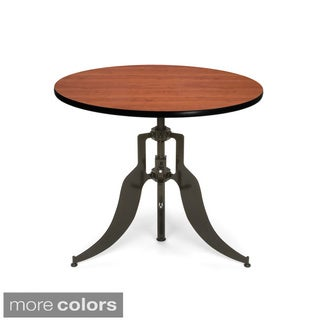 OFM Endure Series Round Adjustable Height Table
