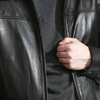 Tanners Avenue Men's Genuine Lambskin Leather Jacket