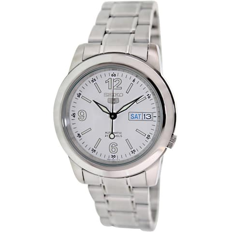 Seiko Men's 1 Automatic Stainless Steel Watch