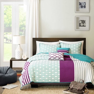 Intelligent Design Lexie 3-piece Coverlet Set