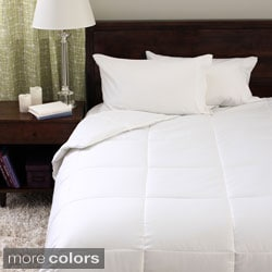 Fresh Slumber 400 Thread Count Temperature Controlling Down Alternative Comforter