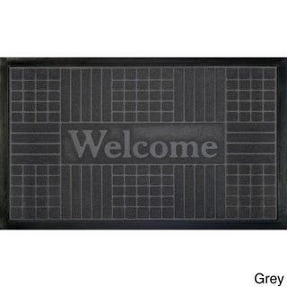 Achim Geometric Welcome Mat