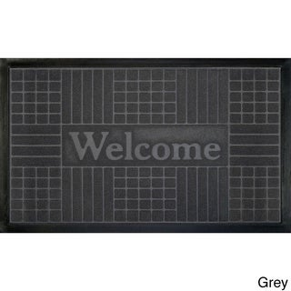 Geometric Welcome Mat