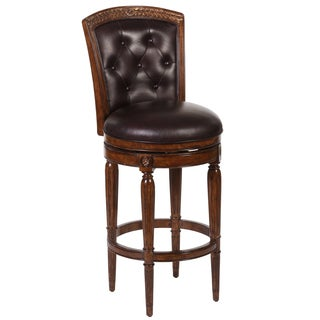 Manchester Barstool Free Shipping Today Overstock Com