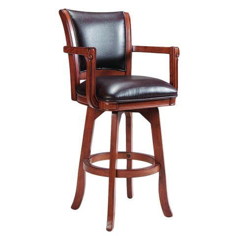 Parkview Solid Wood Stool
