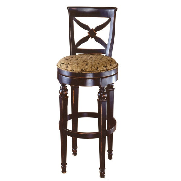Normandy Wooden Stool Free Shipping Today Overstock