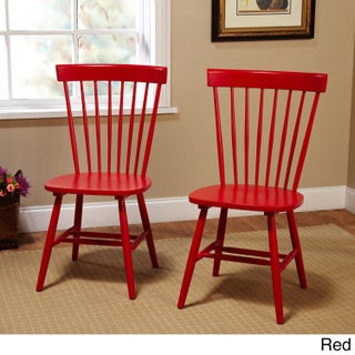 Simple Living Venice Dining Chairs (Set of 2) - N/A (5 options available)