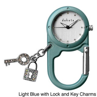 Link to Dakota Charmed Mini Watch Clip Similar Items in Women's Watches