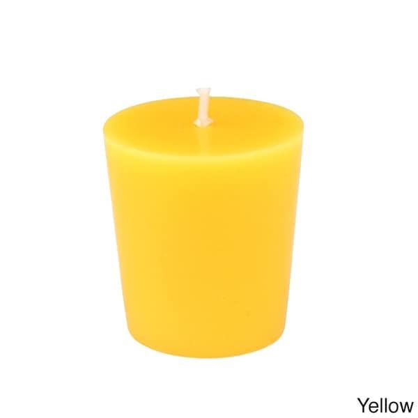 Citronella Votive Candles (Set of 12)
