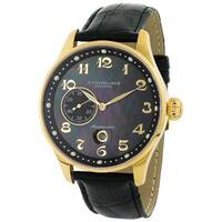 Stuhrling Original Men's Heritage Grand Automatic Movement Strap Watch