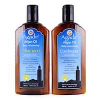 Agadir Volumizing Duo 12-ounce Shampoo and Conditioner