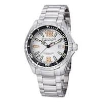 Stuhrling Original Men's Regatta Captain Swiss Quartz Bracelet Watch