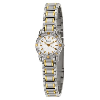 Bulova Women's 98R155 'Highbridge' Stainless Steel Japanese Quartz Watch