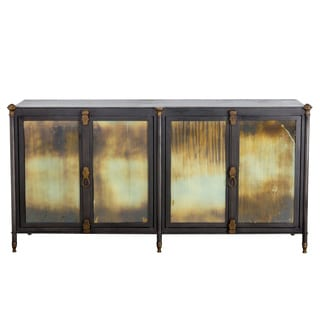 Broc Handmade Metal Sideboard (India)