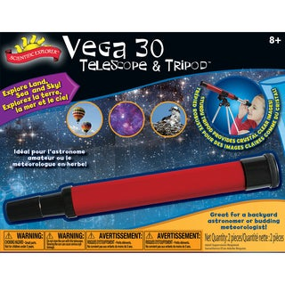Vega 30 Telescope And Tripod