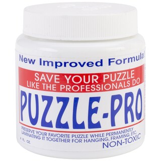 Puzzle Pro Jigsaw Puzzle Glue-4oz