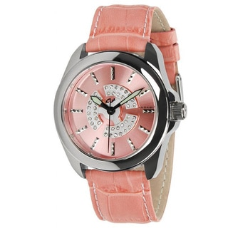 Android Women's 'Flower' Pink Quartz Watch